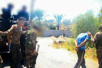 هلاکت والی داعش در عملیات ضربتی نُجَباء در شمال پایتخت عراق+ تصاویر
