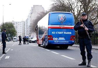 پاریس دوباره وضعیت امنیتی به خود گرفت+تصاویر