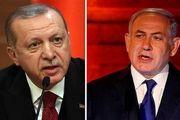 چراغ سبز اردوغان برای بهبود روابط با رژیم صهیونیستی