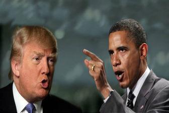 اوباما: از ترامپ رئیس جمهور در نمی آید!