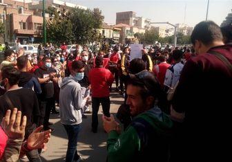 صدای اعتراض پرسپولیسیها به مجلس رسید +عکس