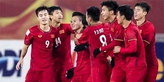 واکنش سرمربی ویتنام به بازی مقابل ایران