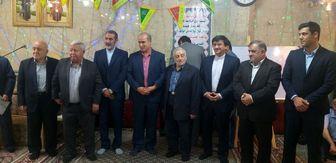 برگزاری مراسم تجلیل از سادات فوتبالی