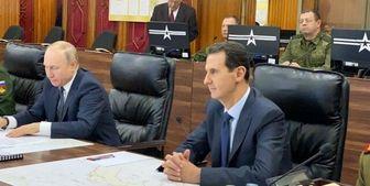 راز جنگ روانی جدید علیه اسد و پوتین