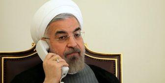 روحانی در تماس تلفنی با صدراعظم آلمان چه گفت؟