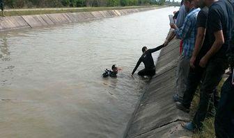 دلیل سقوط مرد جوان به کانال آب چه بود؟