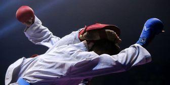 رنکینگ المپیکی کاراتهکاها