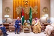 جزئیات دیدار محمود عباس و بنسلمان