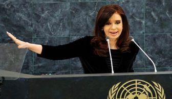 زنی که سازمان ملل را به لرزه در آورد