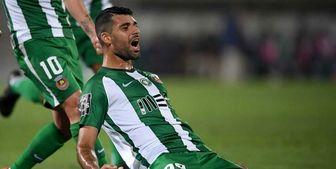 اسم طارمی در بین 10 بازیکن برتر هفته لیگ پرتغال می درخشد+عکس
