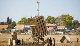 استقرار سامانه گنبد آهنین رژیم صهیونیستی در مرز غزه