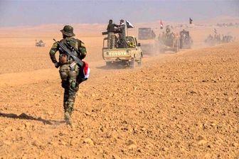 عملیات پاکسازی «حشد شعبی» در محور شمالی استان «بابل» عراق