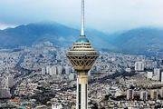 نزدیک شدن کیفیت هوای تهران به وضعیت