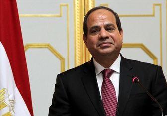 مجلس مصر به دنبال تمدید ریاست جمهوری «السیسی»