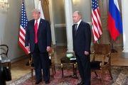 مقایسه جت های شخصی پوتین و ترامپ/ عکس