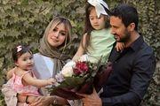 تبریک روز معلم به آموزگار دختر شاهرخ استخری /عکس
