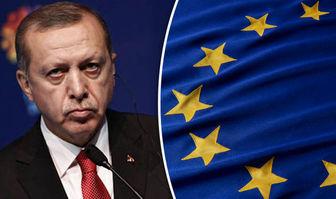اردوغان از اروپاییها به علت لغو نکردن محدودیت سفر به ترکیه انتقاد کرد
