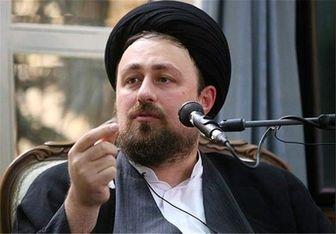 سید حسن خمینی درگذشت «سید رحیم میریان» را تسلیت گفت