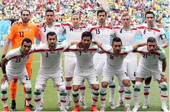 اعلام اسامی بازیکنان تیم ملی فوتبال