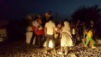 اتفاقی تلخ برای خانه های کپری در کرمان