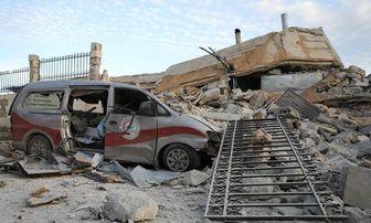 حملات جنگی به بیمارستانهای سوریه