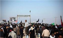 بلاتکلیفی زوار حسینی در مرز شلمچه