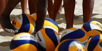 اعلام رنکینگ جدید والیبال ساحلی