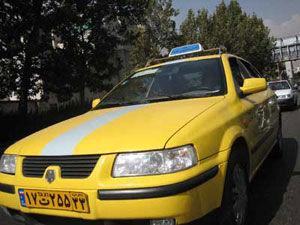 سنگ اندازی خودروسازان برای نوسازی تاکسیها