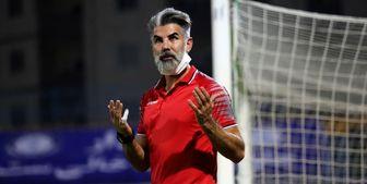 تاثیر دعوت نشدن به تیم ملی بر روحیه حامد لک