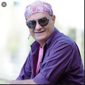 تولد کرونایی علی عمرانی / عکس