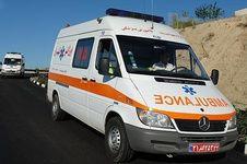 حمله اراذل و اوباش به آمبولانسی در تبریز
