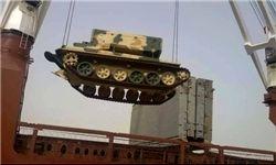 کاهش قرارداد های فروش سلاح روسیه