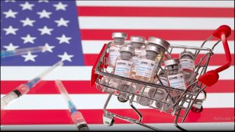 ۵۸۰۰ آمریکایی دریافتکننده واکسن، کرونا گرفتند