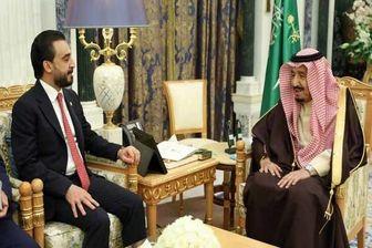 آنچه در دیدار ملک سلمان و حلبوسی در عربستان گذشت