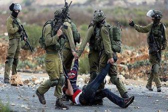 بازداشت چند فلسطینی در یورش وحشیانه صهیونیستها به کرانه باختری