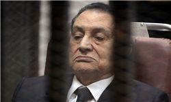 «حسنی مبارک» علیه «محمد مرسی» در دادگاه مصر شهادت میدهد