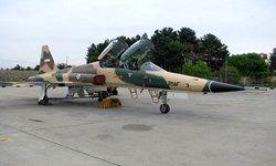اورهال دو فروند جنگنده میراژ و اف۵