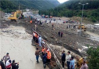 باران ۵۱ میلیارد تومان به راهها خسارت زد