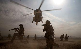 آمادهباش کامل آمریکاییها برای رزمایش سپاه