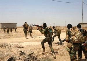 ارتش عراق 7 تروریست را در موصل دستگیر کرد