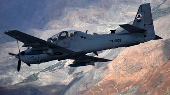 آمریکا حمله هوایی به غرب افغانستان را محکوم کرد!