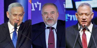 لیبرمن باز هم از ائتلاف با نتانیاهو یا گانتز خودداری کرد