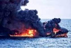 دو سناریوی درباره دلایل حادثه نفتکش سانچی
