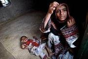 تاثیر فقر بر مرگ های کرونایی