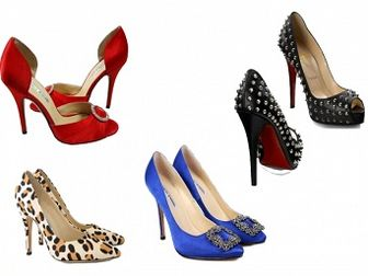 Husband Sues Ex - Wife Over $۱M Shoe Collection