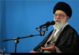 توصیههای سر سفره عقد مقام معظم رهبری در نمایشگاه قرآن