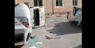 شورش در امارات/فیلم
