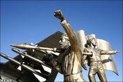 سکوت پارک موزه دفاع مقدس بیرجند شکست