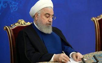 وعده حسن روحانی به کسب و کارهای آسیب دیده به خاطر کرونا/فیلم
