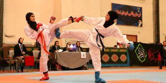 کاراتهکاهای ایران حریفان خود را شناختند